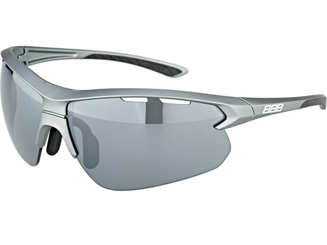 BBB Impulse BSG-52 Sportbrille matt metallisch